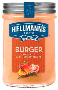 Hellmann's omáčka k masu Burger