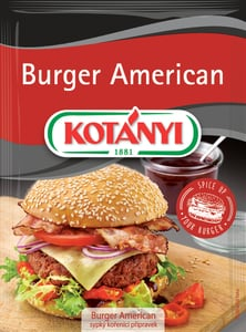 Kotányi Burger American koření
