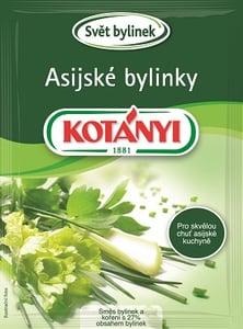 Kotányi Asijské bylinky