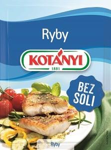 Kotányi Ryby bez soli