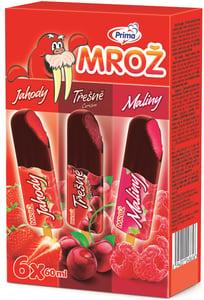 Prima Mrož ovocný mix multipack 6x60ml