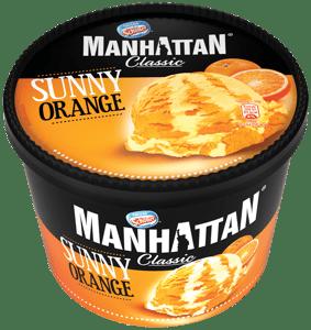 Manhattan Letní pomeranč