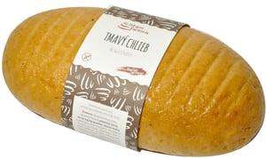 Pekárna Harmonia Tmavý chléb bezlepkový (mražený)