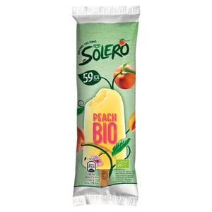 Solero BIO Zmrzlina broskev