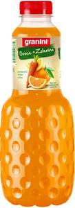 Granini pomeranč, mrkev