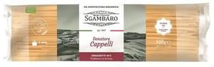 Sgambaro BIO Spaghetti z pšenice Senatore Cappelli