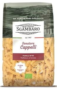 Sgambaro BIO Fusilli z pšenice Senatore Cappelli