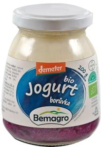 Bemagro BIO Jogurt borůvka