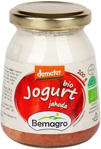 Bemagro BIO Jogurt jahoda