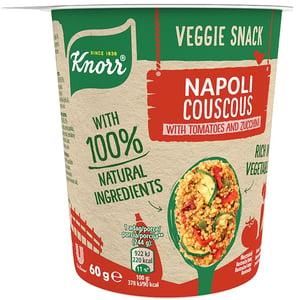 Knorr Středomořský kuskus s rajčaty a cuketou