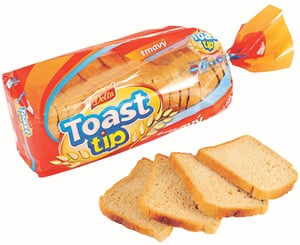 Toast Tip Toustový chléb tmavý
