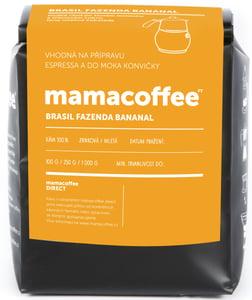Mamacoffee Brasil fazenda Bananal