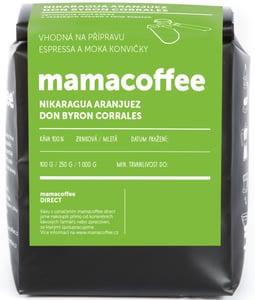 Mamacoffee Nikaragua Aranjuez Don Byron Corrales