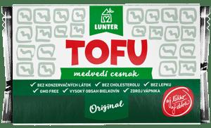 Lunter Tofu medvědí česnek