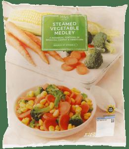 Marks & Spencer Zeleninová směs předvařená