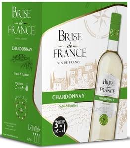 Brise de France Chardonnay BIB