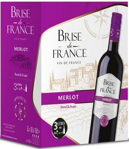 Brise de France Merlot BIB