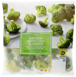 Marks & Spencer Růžičky britské brokolice