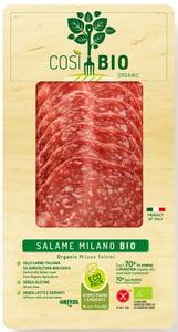 COSÌ BIO Salám Milano EKO balení