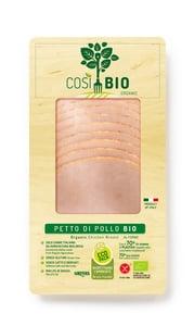 COSÌ BIO Pečená kuřecí šunka EKO balení