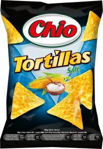 Chio Tortillas Salt