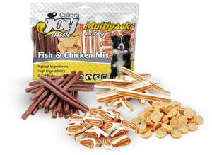 Calibra Joy Dog Multipack Fish & Chicken Mix