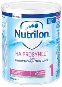 Nutrilon 1 HA PROSYNEO speciální počáteční kojenecké mléko od narození