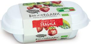 Siviero Maria BIO Organická jahodová zmrzlina