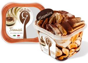 G7 tiramisu zmrzlina s drobsy