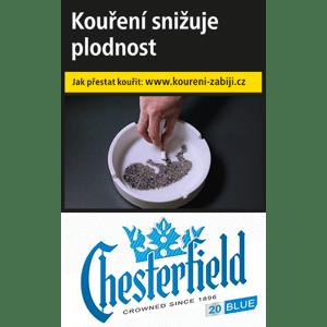 Chesterfield Blue (Crown) KS