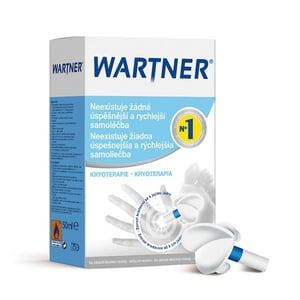 Wartner Kryoterapie 50ml