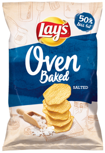 Lay's Chipsy Oven Baked Solené