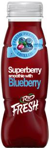 Rio Fresh Superberry Smoothie Borůvka PET