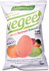 Organique BIO Chips vegee