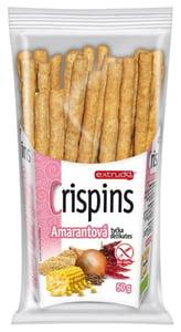 Extrudo BIO Crispins tyčka amarantová delicates