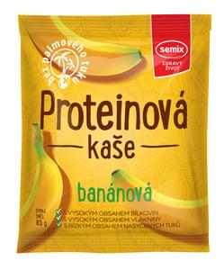 Semix Proteinová kaše banánová