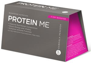Gabriela Peacock Nutrition Protein Me - proteinový doplněk