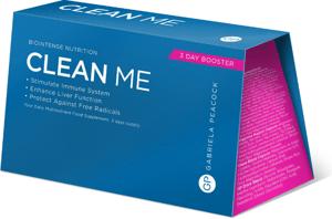 Gabriela Peacock Nutrition Clean Me - doplněk pro detox a posílení imunity