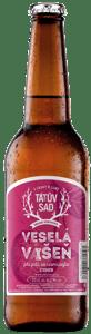 Tátův sad Cider višňový