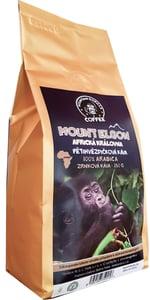 Mountain Gorilla - Mount Elgon Africká královna