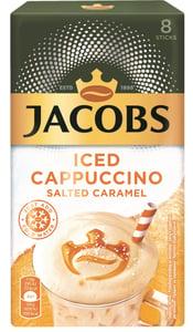 Jacobs Ledové Cappuccino slaný karamel