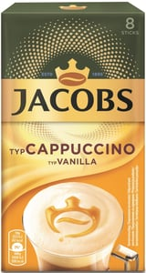 Jacobs Cappuccino Vanilla