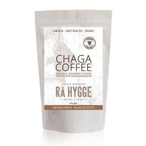 Rå Hygge BIO zrnková káva Peru Arabica CHAGA