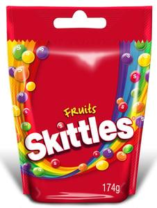 Skittles ovocné žvýkací bonbóny