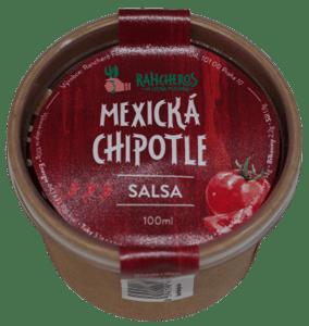 Rancheros Chipotle salsa