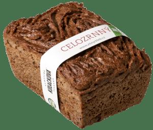 Koláčkova pekárna BIO Celozrnný chléb