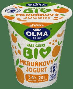 Olma BIO Jogurt meruňka