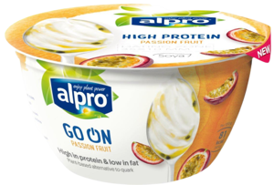 Alpro GO ON High protein marakuja