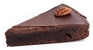 Sklizeno Švédský čokoládový koláč