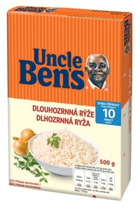 Uncle Ben's Rýže dlouhozrnná